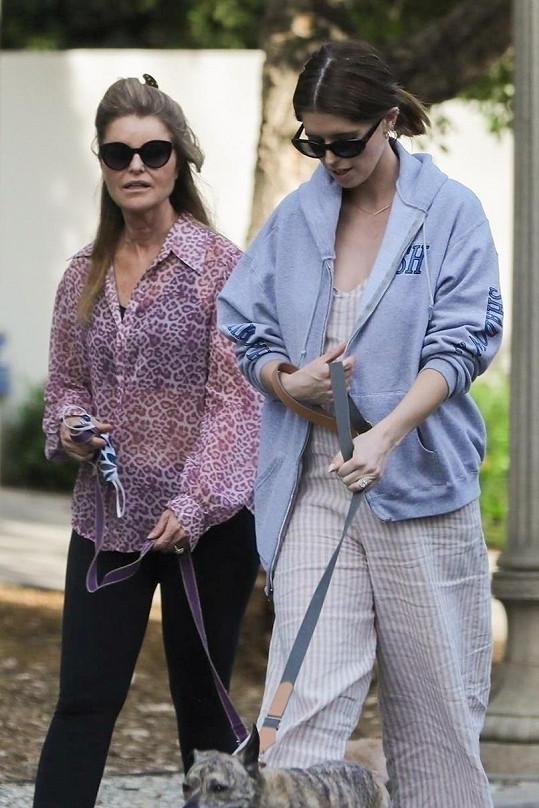 S matkou Marií Shriver