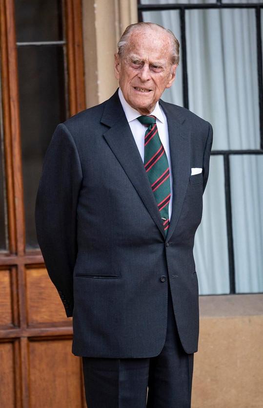 Princ Philip zemřel 9. dubna 2021 v požehnaném věku 99 let.