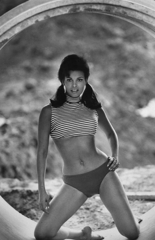 Raquel Welch v roce 1965