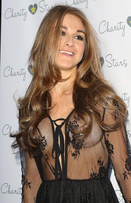 Nikki v minulosti bojovala s anorexií.