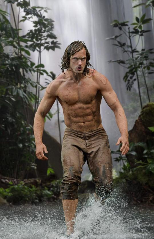 Alexander Skarsgård jako Tarzan