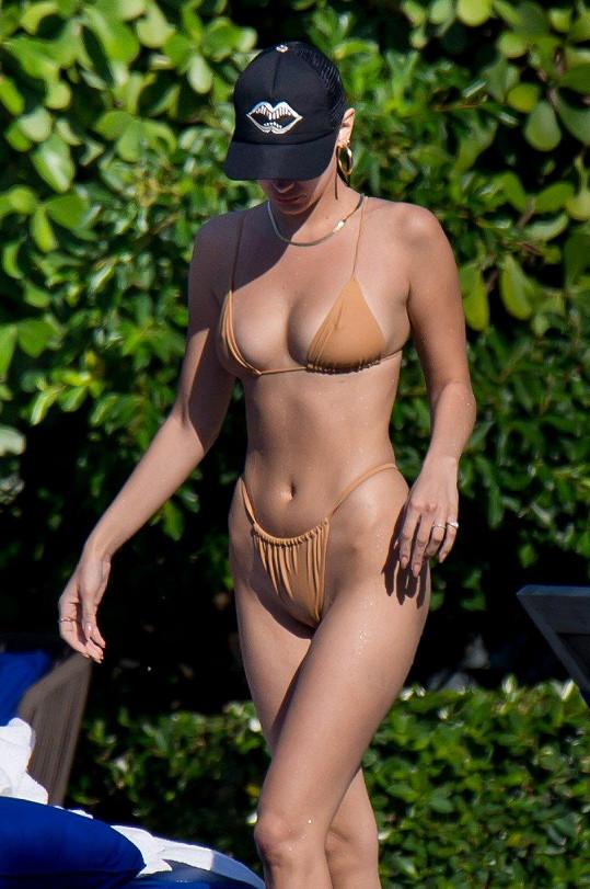 Bella Hadid je jednou z nejpopulárnějších modelek současnosti.