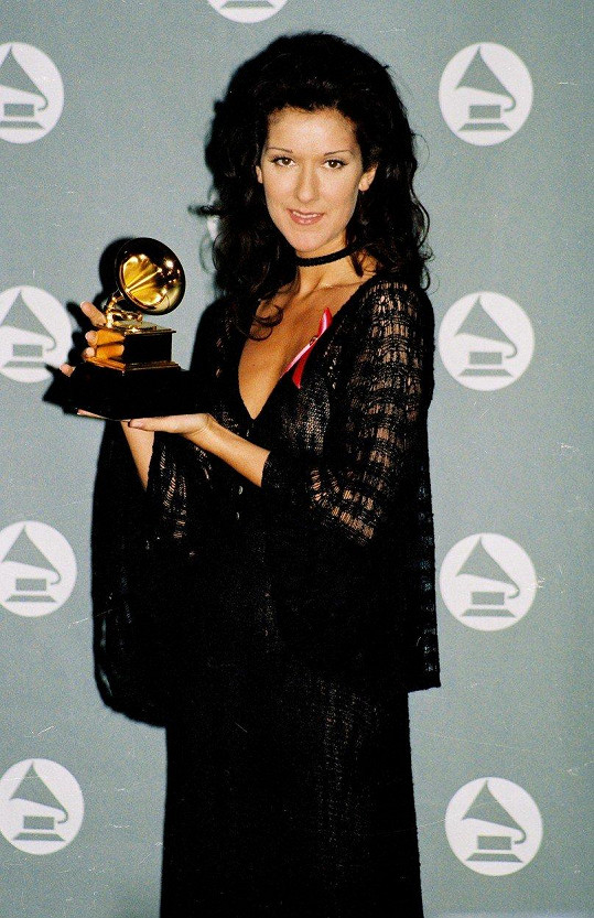 V roce 1993 na udílení cen Grammy