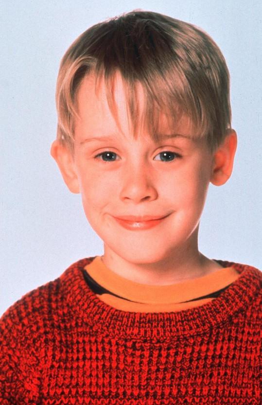 Takhle Macaulaye miloval celý svět.