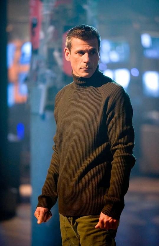 Rob v seriálech účinkuje dodnes, na snímku v Painkiller Jane.