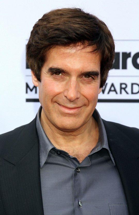 7. David Copperfield - 875 miliónů dolarů