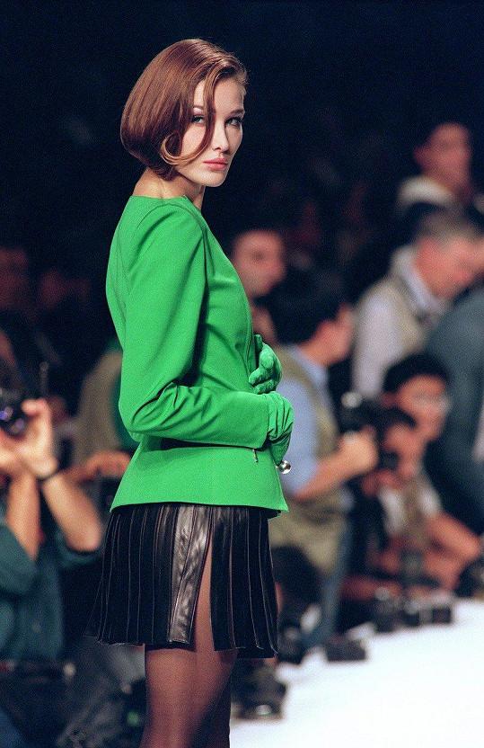 V 80. a 90. letech byla jednou z nejúspěšnějších a nejlépe placených modelek.