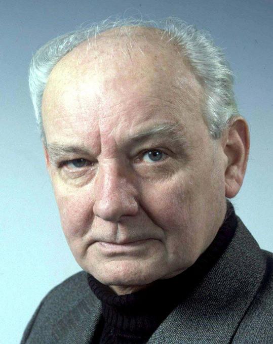 Vladimír Ráž na archivním snímku