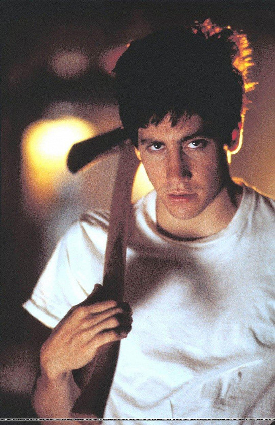Ve 20 letech si zahrál v kultovním filmu Donnie Darko (2001)