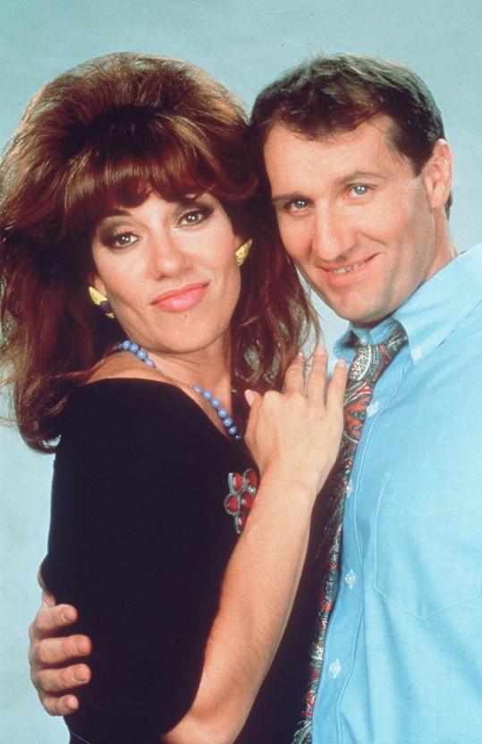 Al a Peggy Bundovi v seriálu Ženatý se závazky