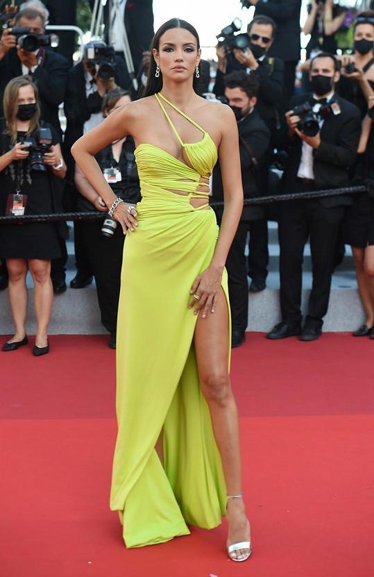 Brazilská modelka Sofia Resing