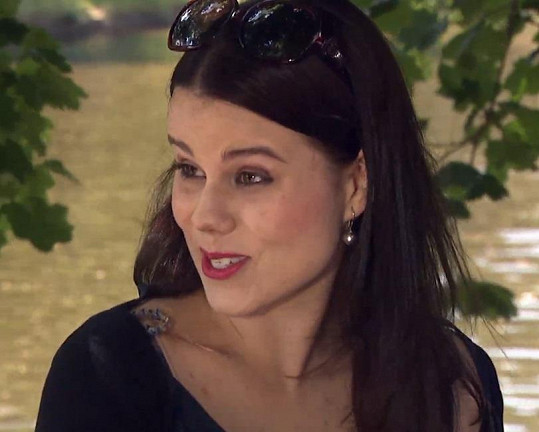 Dcera textaře Michala Horáčka je zpěvačkou.