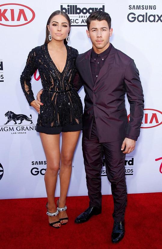 Olivia Culpo se loni rozešla s Nickem Jonasem.