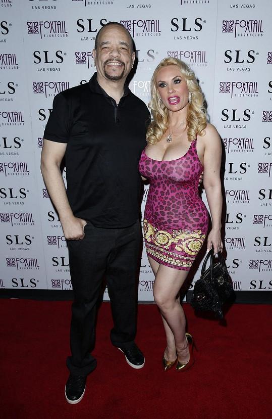 Coco Austin a její manžel Ice-T