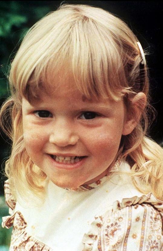 Kate se narodila jako blondýnka.