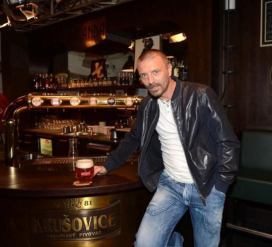 Tomáš Řepka se poprvé v kariéře objeví v reklamě.