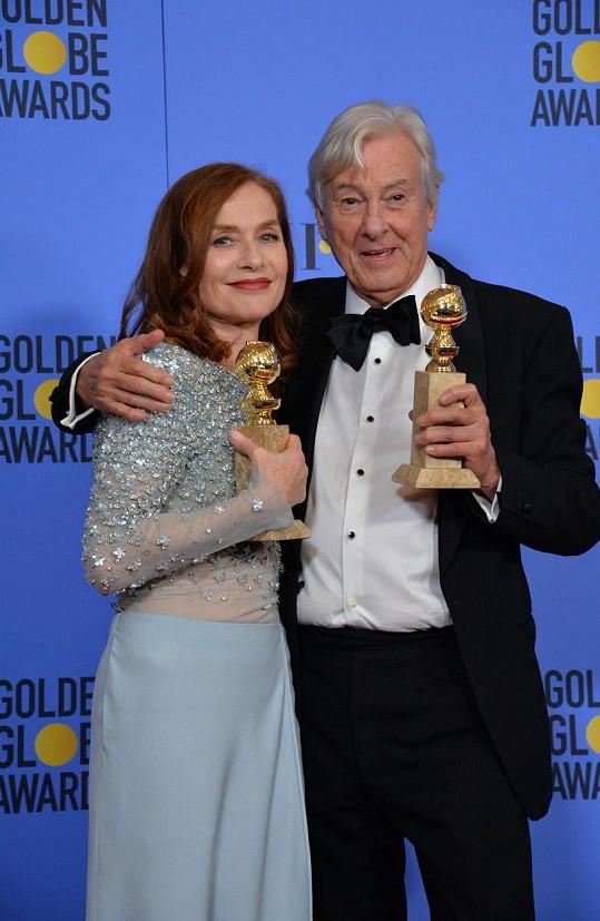 Díky filmu Elle uspěli režisér Paul Verhoeven i herečka Isabelle Huppert