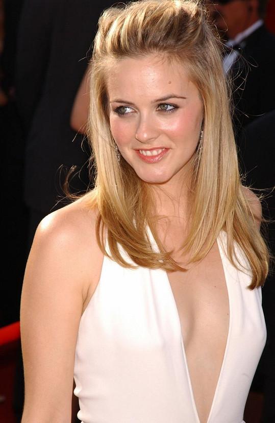 Alicia v roce 2003 na cenách Emmy