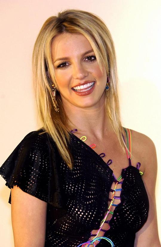 Britney Spears v době, kdy ji film zachycuje.