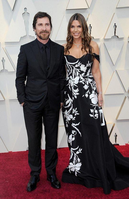 Christian Bale a Sibi Blazic