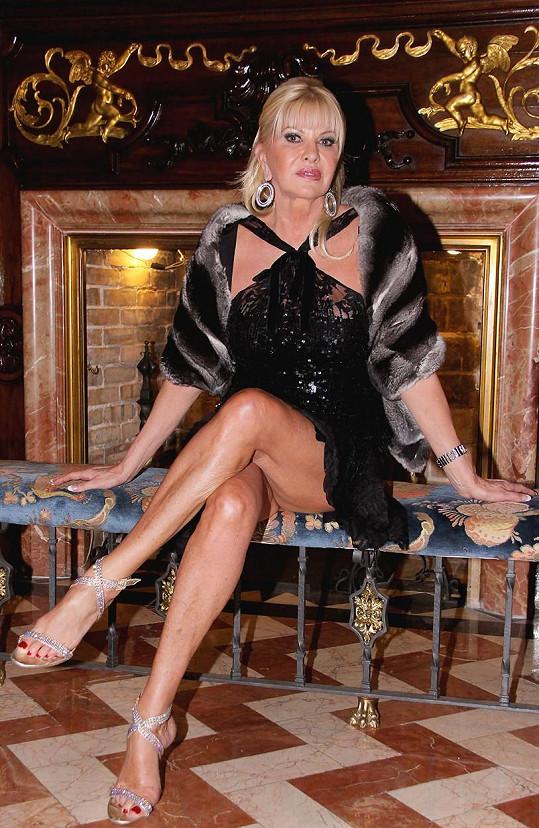 Ivana Trump nebyla jen přívěskem bohatého manžela. Už tehdy měla obchodní talent a uměla si jít tvrdě za svým.