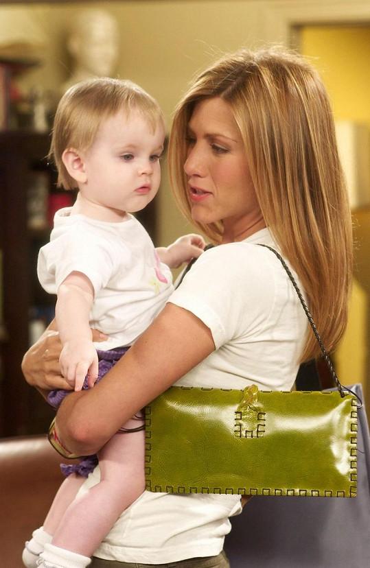 Na jednu epizodu se stal pečovatelem malé Emmy.
