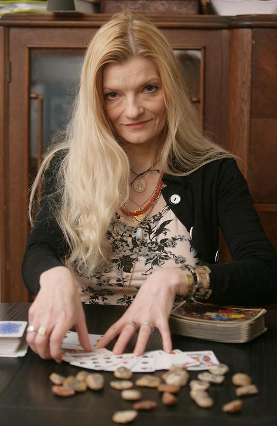 Michaela Kudláčková v roce 2011