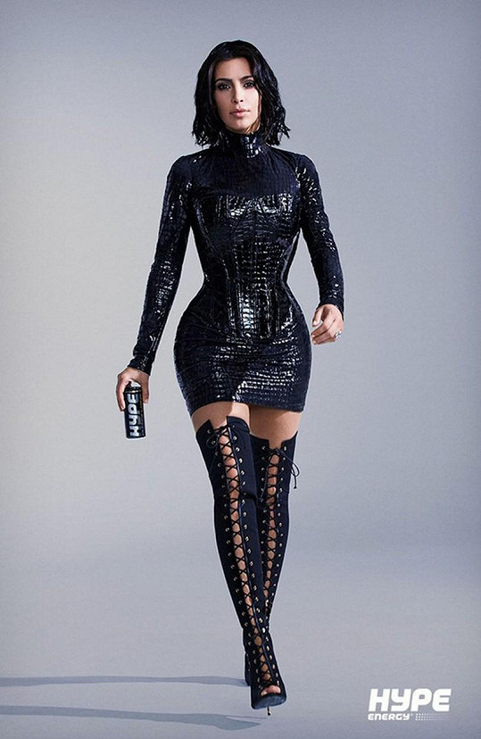 Takové postavy prý Kardashian nikdy nemůže dosáhnout.