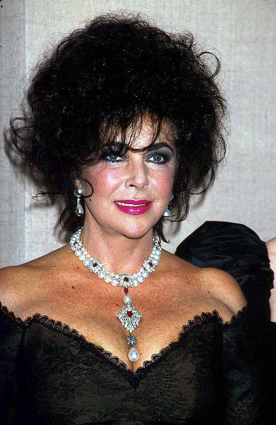 Elizabeth Taylor zvládla osm rozvodů.