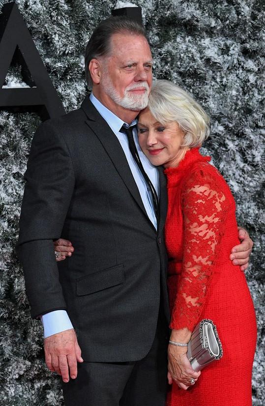 Tento pár žije od roku 1997 ve spokojeném manželství.