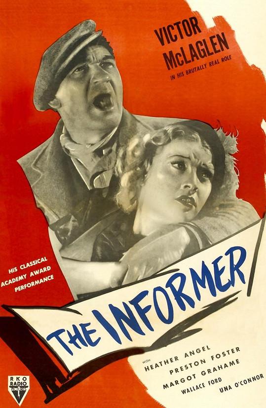Dudley Nichols odmítl Oscara za scénář k filmu The Informer.