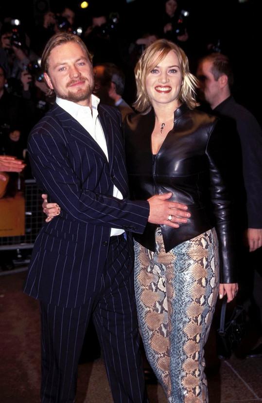 Manželství s Jimem Threapletonem vydrželo Kate tři roky. S režisérem má dceru Miu.