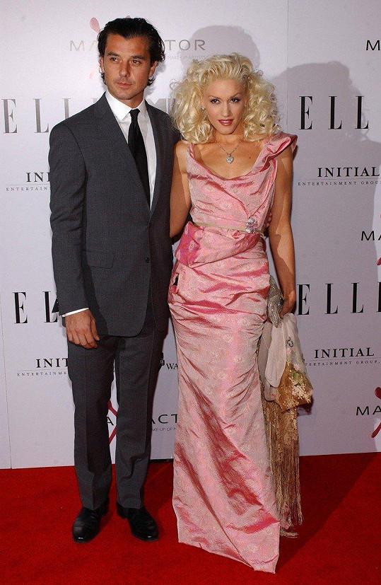 Gwen Stefani a Gavin Rossdale se rozvedli v roce 2016.