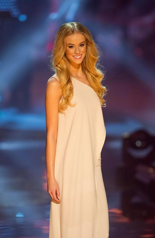 Tato dívka bude za Slovensko vyslána na Miss World.