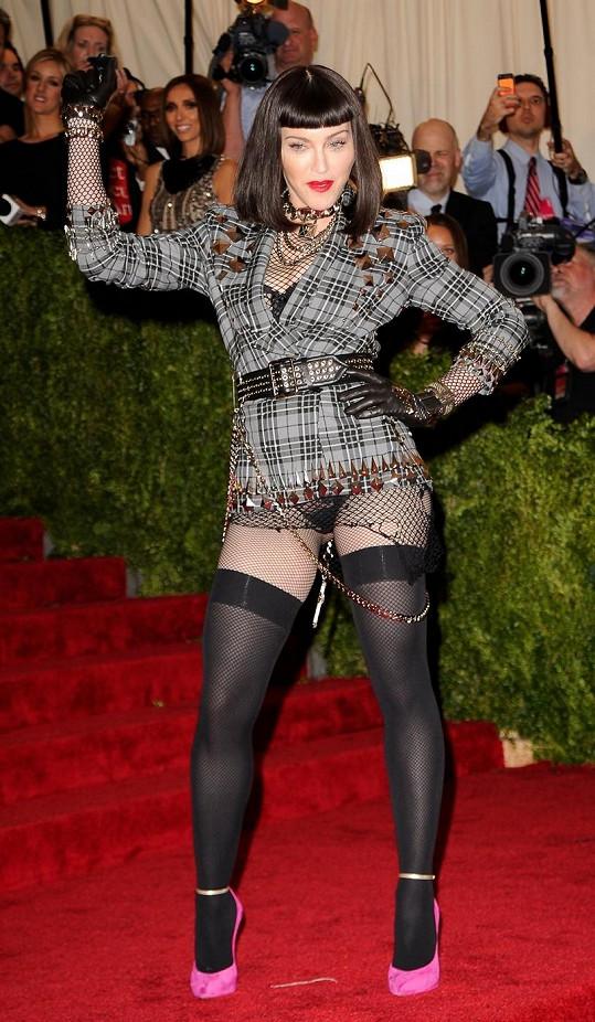 Madonna ví, čím zaujmout davy.