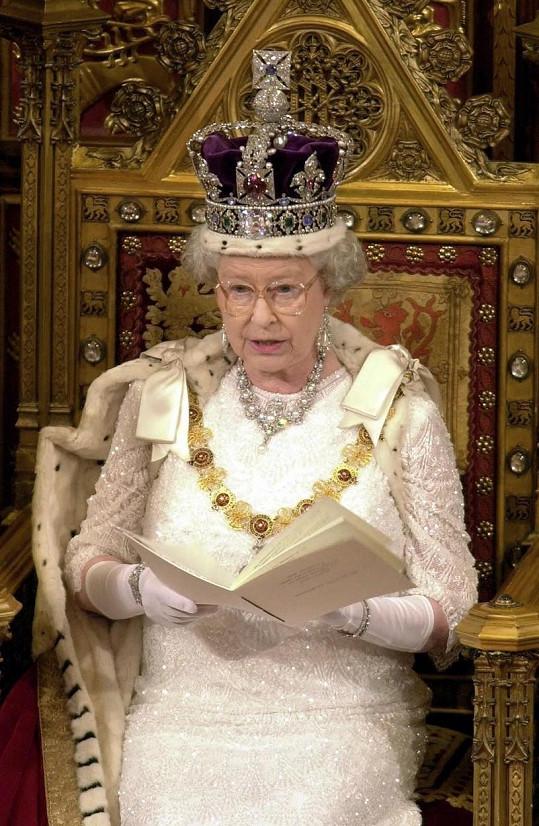 Alžběta II. je nejdéle vládnoucí panovnicí britské historie.