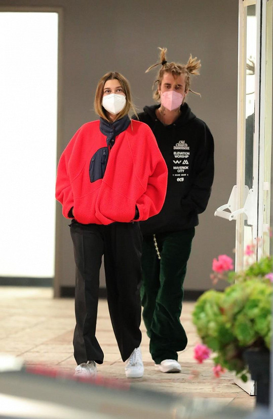 Justin Bieber rád mění svou image.