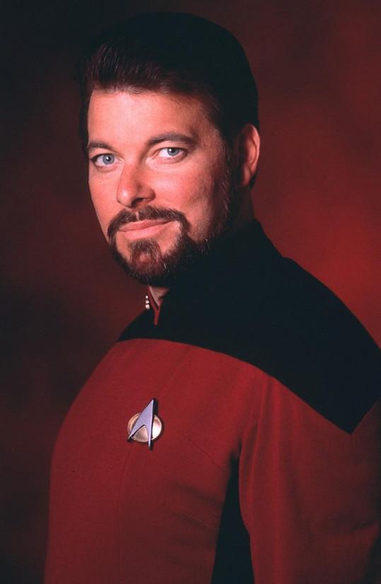 Proslavil se i Star Trekem.