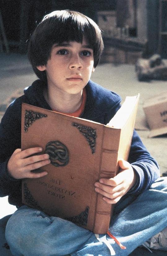 Barett Oliver jako Bastian
