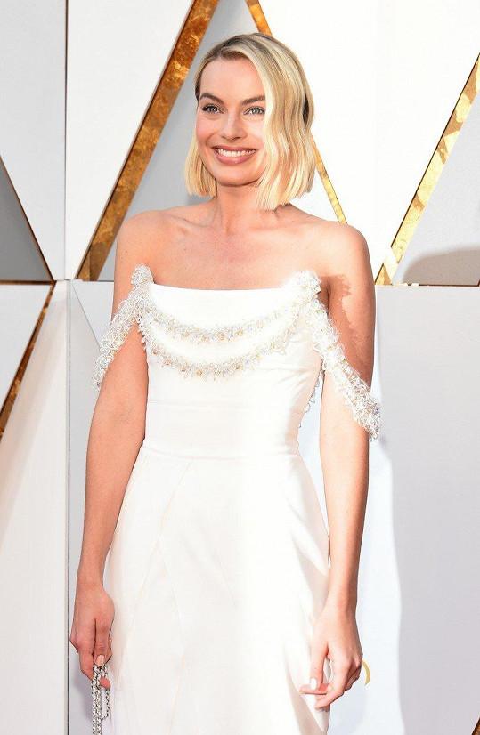 Margot Robbie byla na Oscara nominována, ale cenu nakonec nezískala.