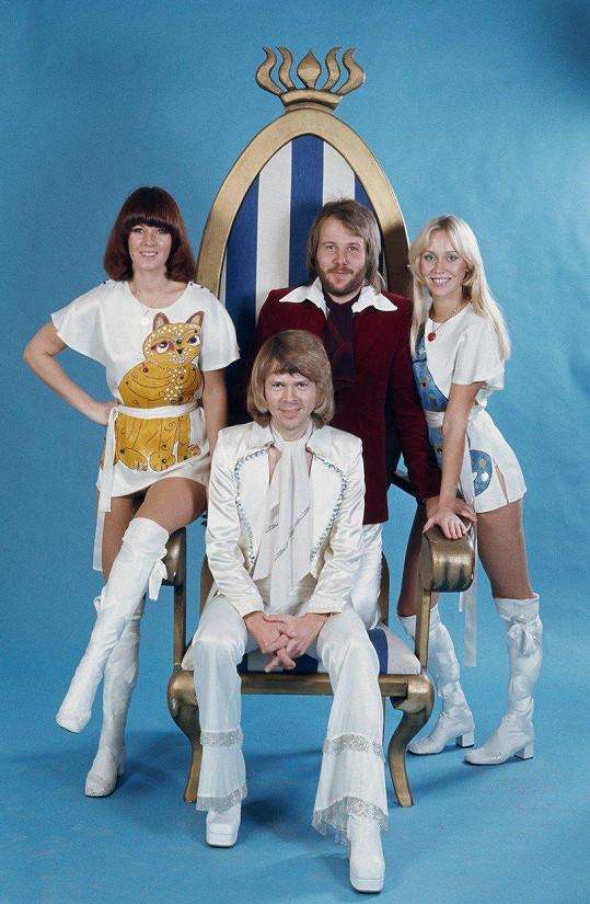 ABBA je jednou z nejslavnějších kapel všech dob