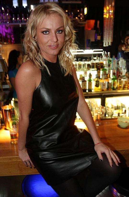 Martina v roce 2009