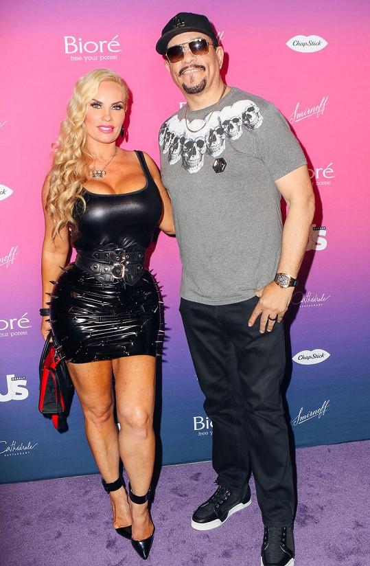 S manželem Icem-T další ratolesti prý neplánují.