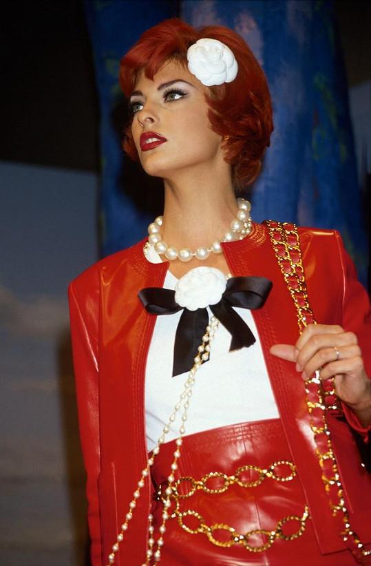 Linda patřila mezi nejžádanější supermodelky 80. a 90. let.