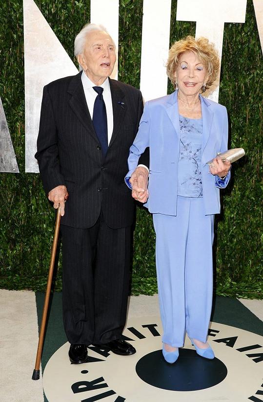 S Anne byli manželé od roku 1954.