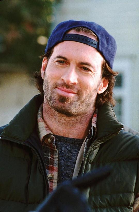 Scott Patterson ztvárnil dobráka Luka