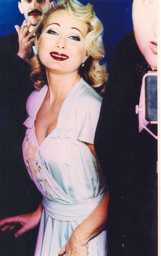 Světlana Nálepková vypadala vždy úžasně.