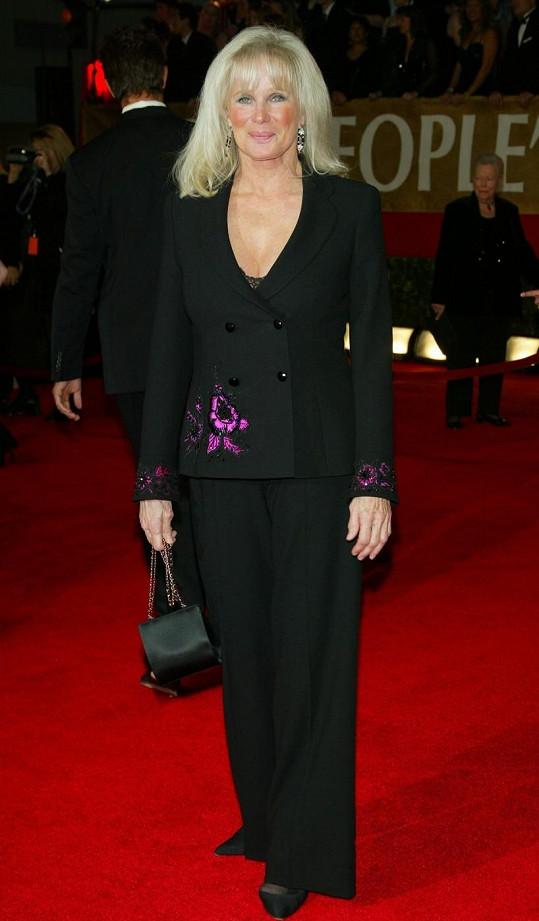 Linda Evans v roce 2004.