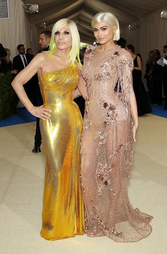 Donatella s Kylie Jenner