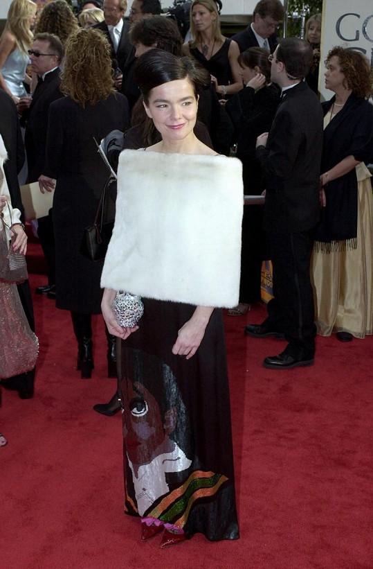Björk v roce 2001